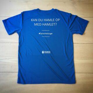 #helsingørkommune løber afsted i den her i morgen. Hvad løber du i? #kronborgstafetten #oplevhelsingør