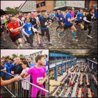 #kronborgstafetten i tre billeder. Tak for en god løbefest #kulturhavnen #værftshallerne #oplevhelsingor